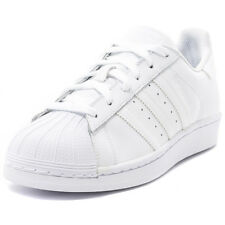 adidas Superstar Junior Kids Trainers White White New Shoes
