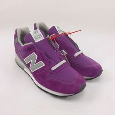 New Balance M996PU Purple with Gray US Men Size 12D