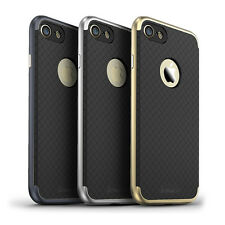 Luxury Hard Bumper Frame Soft Rubber Matte Case Cover For apple iPhone 7/7Plus