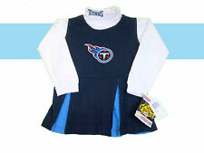 NEW ** RARE ** TENNESSEE TITANS YOUTH GIRLS CHEERLEADER DRESS COSTUME SET