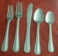 "INTERNATIONAL STAINLESS FLATWARE ""NORFOLK"" PICK 1 OR MORE"