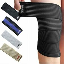 HOT! Elbow Wrist Shin Compression Support Wrap Strap Brace Bandage Sprain Strain