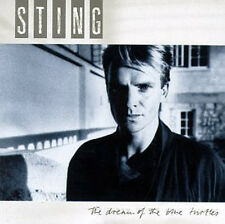 Sting - The Dream of the Blue Turtles CD NEW
