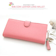 Fromb g0683 Eva Woman's Genuine Leather Cowhide Long Wallet Luxury Special