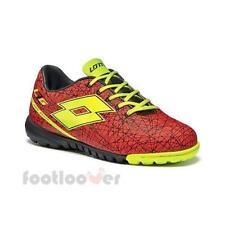 Shoes Lotto Five-a-side-football Zhero Gravity VII 700 TF JR R8277 Junior Red