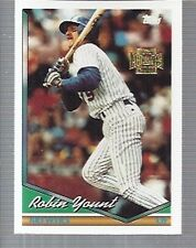 2001 Topps Archives #418 Robin Yount 94