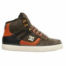 DC Shoes Spartan WC WNT High Top Military Mens Trainers