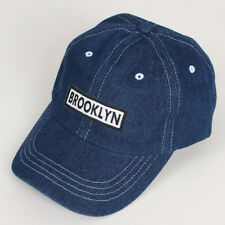 Baseball Cap Hat Blue Jean hat Denim Wash Vintage Look Sports Casual New Fashion