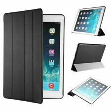 Magnetic Smart Leather Cover + Back Case For Apple iPad 4 3 2 Air Mini Retina