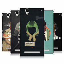 OFFICIAL FRANK MOTH PORTRAITS HARD BACK CASE FOR SONY PHONES 3
