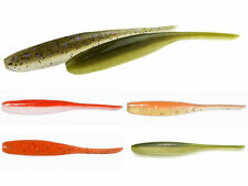 Keitech Shad Impact / 127mm / 6pcs. per pack / squid scent / soft baits