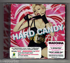 MADONNA Hard Candy Warner Music SINGAPORE CD Brand New SEALED