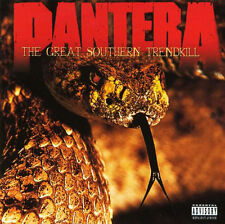 Pantera - The Great Southern Trendkill CD NEW