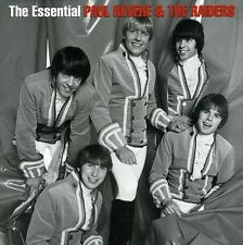 Paul Revere and The Raiders - The Essential Paul Revere and The Raiders CD NEW