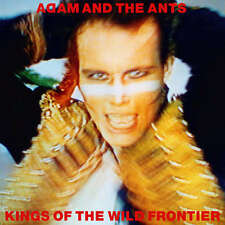Adam and The Ants - Kings of the Wild Frontier (2 Disc, Deluxe Edition) CD NEW