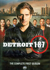 Detroit 1-8-7: The Complete First Season (Season 1) (4 Disc) DVD NEW