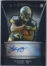 2013 Le'Veon Bell Bowman Sterling Auto RC