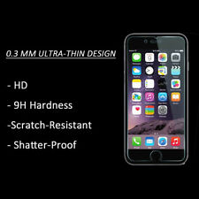 """For Apple iPhone 7 7Plus 4.7"""" 5.5"""" inch  Screen Protector Glass Film 9H Temper"""