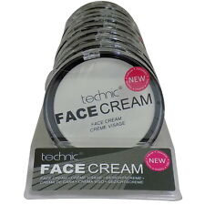 Technic WHITE Makeup Cream Face Paint or Powder Goth Vampire Halloween Stage