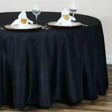 5 Pk 120 in.  Seamless Tablecloth Wedding Party Banquet Restaurant