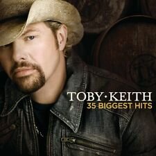 Toby Keith - 35 Biggest Hits (2 Disc) CD NEW