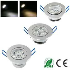 Dimmable 3/5/7/9/12/15/18W Recessed LED Ceiling Downlight Spot Light Lamp Bulb