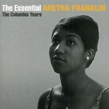 Aretha Franklin - The Essential Aretha Franklin: The Columbia Years CD NEW