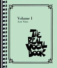 The Real Vocal Book - NEW - 9781423451228 by Hal Leonard Publishing Corporation