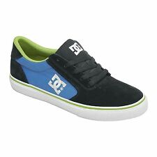 DC Gatsby 2 Skate Shoes Mens Royal/Black Trainers Sneakers