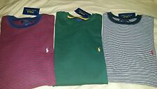 NWT Polo  Ralph Lauren sweat top long sleeve for men  size Large  L or XL