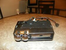 69 Camaro/ Chevelle/ Chevy/ Factory Delco 8 track player - Model -  91BT411-Mint