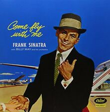 Frank Sinatra - Come Fly With Me (Limited Edition) VINYL LP NEW