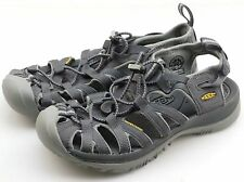 KEEN 1010965 Whisper Womens Magnet / Neutral Gray Washable Sandals Size 7 US