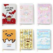JAPAN SANRIO KITTY POMPOMPURIN GUDETAMA 9x15CM 2017 SCHEDULE BOOK