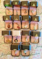 HARD TO FIND, RARE AND RETIRED JUICY COUTURE CHARMS IN EUC