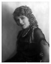 Publicity Photo Of Early Celebrity Film Actress Mary Pickford Free Shipping