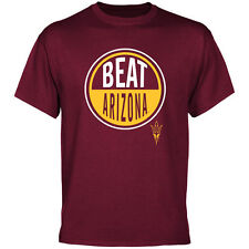 Arizona State Sun Devils Maroon Beat Arizona T-Shirt