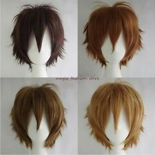 Short Wig Full Hair Wigs Cosplay Costume Party Fancy Dress Anime Vogue Hair Wig
