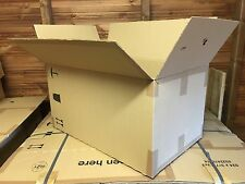 """Extra Large Cardboard Boxes Packing Removal Storage House Moving 24""""x15""""x13"""""""