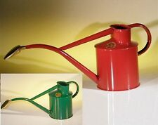Haws 2 Pint Watering Cans English Style Long Nck Fine Rose Holes Gentle Watering