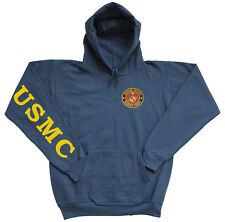 USMC sweatshirt hooded men's hoodie us marine corps sweat shirt hoody jumper