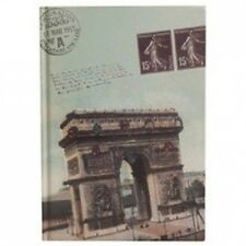 Eccolo Passport Arc de Triomphe Journal - EC-Q401B. Huge Saving