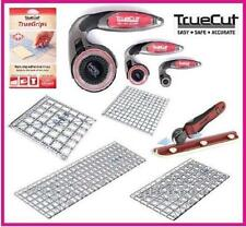 TrueCut Rotary Cutter Quilting Fabric/Paper/Leather/Vinyl Material Crafts Tools