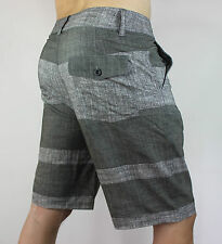 Grey Mens Stretchy Beach pants Surf Board Shorts boardshorts beachwear swimsuit