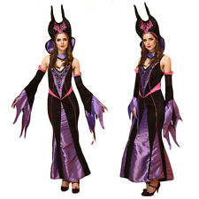 Halloween Sexy Dress Series Witch Queen Women Lady Fancy Cosplay Costume Party