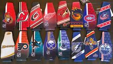 NHL Team Zipper Neoprene Bottle Cooler JF Sports - All Teams