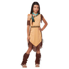 Girls Native American Indian Princess Halloween Costume