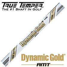 New Uncut True Temper Dynamic Gold AMT Tour Issue Iron Shafts Authorized Dealer
