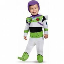 Toy Story Buzz Lightyear Deluxe Infant Halloween Costume. Huge Saving