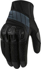 Icon All Sizes & Colors Overlord Motorcycle Mesh Riding Gloves